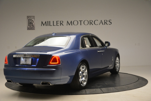 Used 2010 Rolls-Royce Ghost for sale Sold at Alfa Romeo of Westport in Westport CT 06880 8