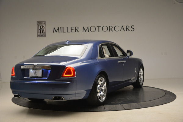 Used 2010 Rolls-Royce Ghost for sale Sold at Alfa Romeo of Westport in Westport CT 06880 9