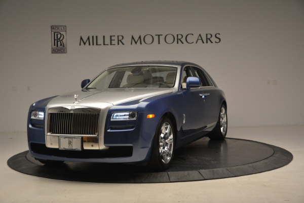 Used 2010 Rolls-Royce Ghost for sale Sold at Alfa Romeo of Westport in Westport CT 06880 1