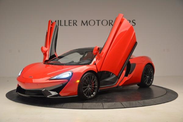 Used 2017 McLaren 570GT for sale Sold at Alfa Romeo of Westport in Westport CT 06880 13