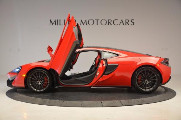 Used 2017 McLaren 570GT for sale Sold at Alfa Romeo of Westport in Westport CT 06880 15