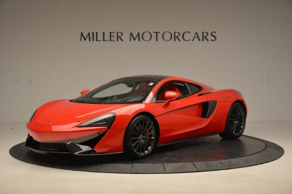 Used 2017 McLaren 570GT for sale Sold at Alfa Romeo of Westport in Westport CT 06880 2