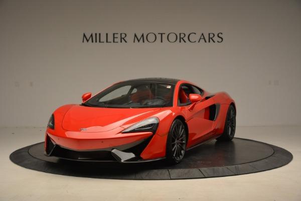 Used 2017 McLaren 570GT for sale Sold at Alfa Romeo of Westport in Westport CT 06880 1