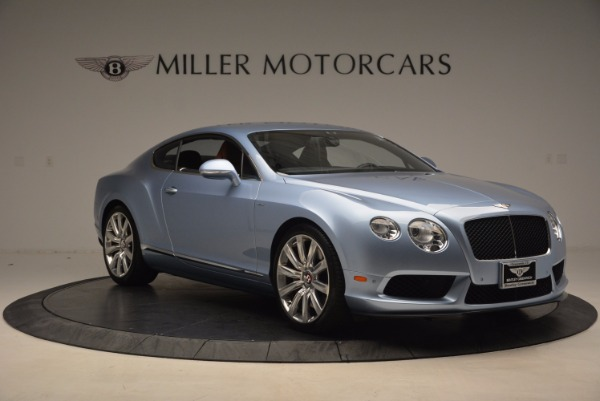 Used 2015 Bentley Continental GT V8 S for sale Sold at Alfa Romeo of Westport in Westport CT 06880 11