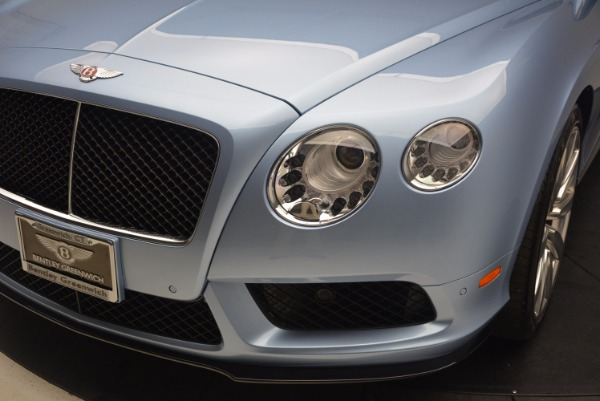 Used 2015 Bentley Continental GT V8 S for sale Sold at Alfa Romeo of Westport in Westport CT 06880 14