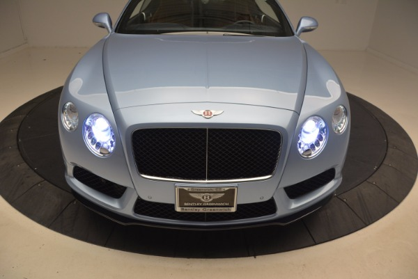 Used 2015 Bentley Continental GT V8 S for sale Sold at Alfa Romeo of Westport in Westport CT 06880 17
