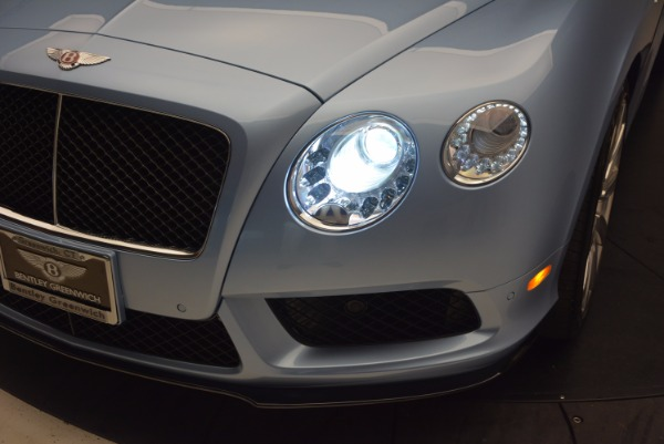 Used 2015 Bentley Continental GT V8 S for sale Sold at Alfa Romeo of Westport in Westport CT 06880 18