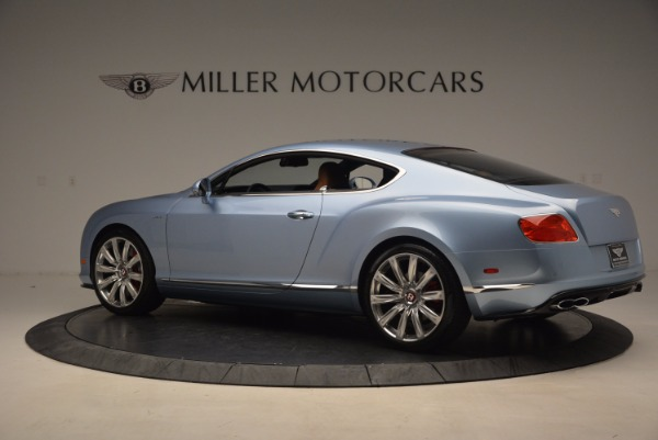 Used 2015 Bentley Continental GT V8 S for sale Sold at Alfa Romeo of Westport in Westport CT 06880 4