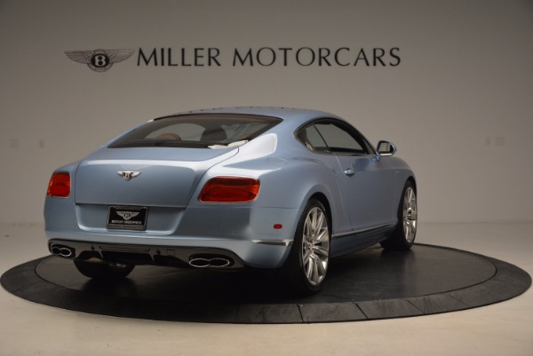 Used 2015 Bentley Continental GT V8 S for sale Sold at Alfa Romeo of Westport in Westport CT 06880 7
