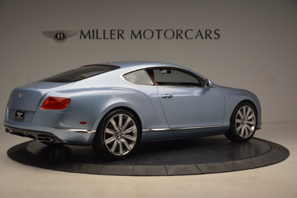 Used 2015 Bentley Continental GT V8 S for sale Sold at Alfa Romeo of Westport in Westport CT 06880 8
