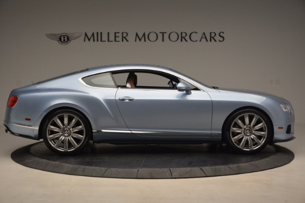 Used 2015 Bentley Continental GT V8 S for sale Sold at Alfa Romeo of Westport in Westport CT 06880 9