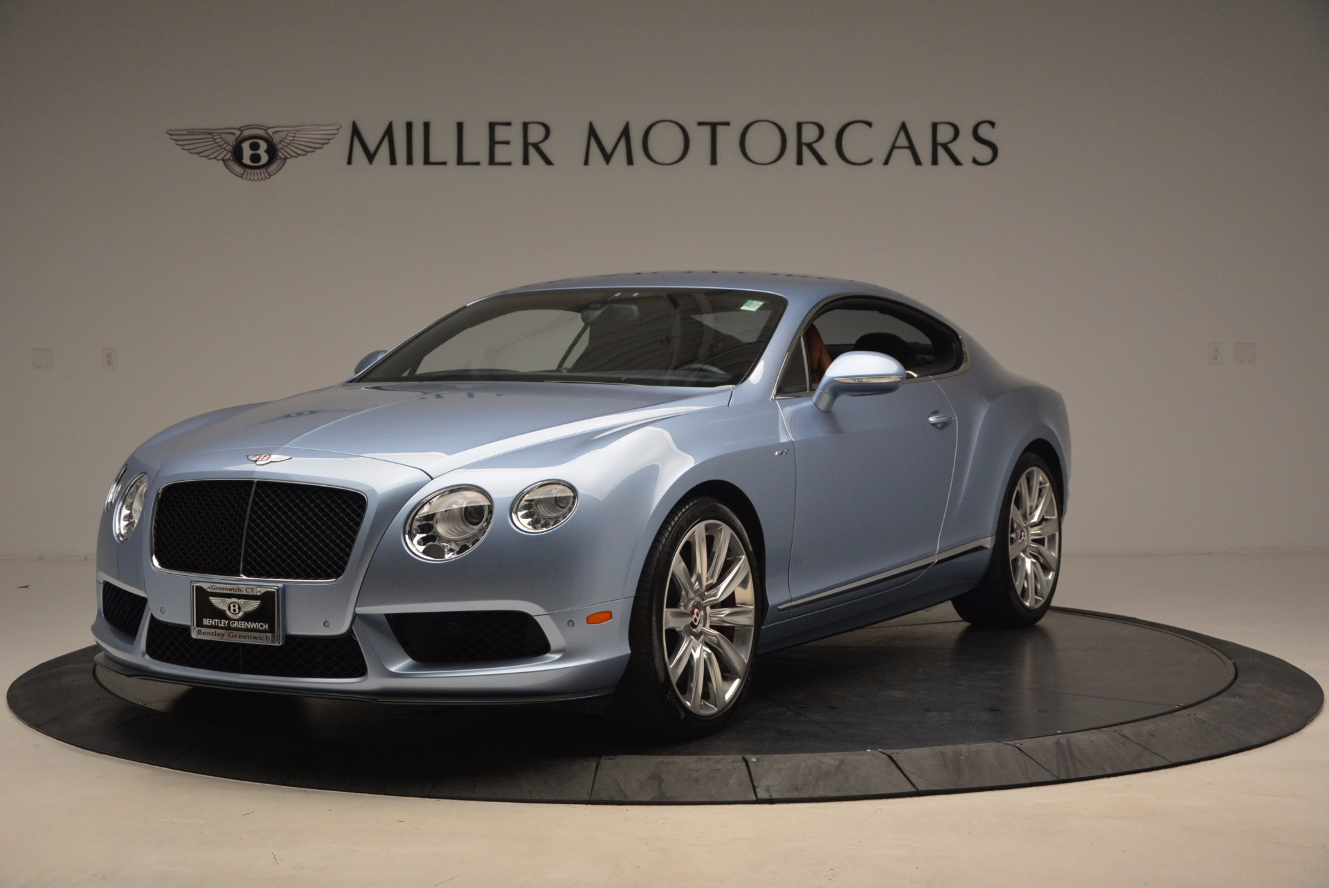 Used 2015 Bentley Continental GT V8 S for sale Sold at Alfa Romeo of Westport in Westport CT 06880 1