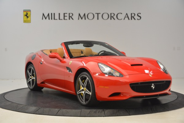 Used 2012 Ferrari California for sale Sold at Alfa Romeo of Westport in Westport CT 06880 11