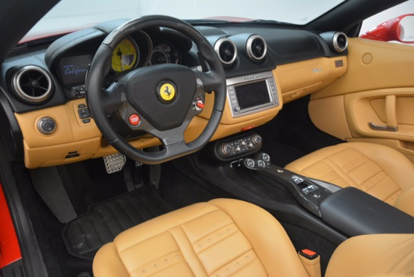 Used 2012 Ferrari California for sale Sold at Alfa Romeo of Westport in Westport CT 06880 17