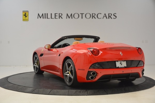 Used 2012 Ferrari California for sale Sold at Alfa Romeo of Westport in Westport CT 06880 5
