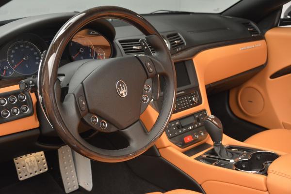 New 2016 Maserati GranTurismo Sport for sale Sold at Alfa Romeo of Westport in Westport CT 06880 26