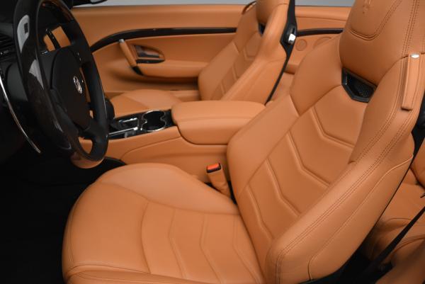 New 2016 Maserati GranTurismo Sport for sale Sold at Alfa Romeo of Westport in Westport CT 06880 27