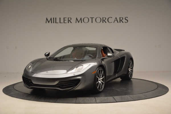 Used 2014 McLaren MP4-12C SPIDER Convertible for sale Sold at Alfa Romeo of Westport in Westport CT 06880 14