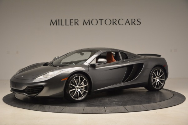 Used 2014 McLaren MP4-12C SPIDER Convertible for sale Sold at Alfa Romeo of Westport in Westport CT 06880 15