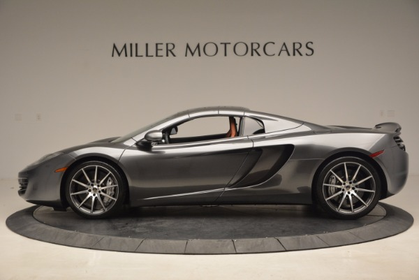 Used 2014 McLaren MP4-12C SPIDER Convertible for sale Sold at Alfa Romeo of Westport in Westport CT 06880 16