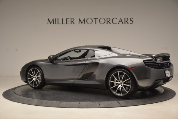 Used 2014 McLaren MP4-12C SPIDER Convertible for sale Sold at Alfa Romeo of Westport in Westport CT 06880 17