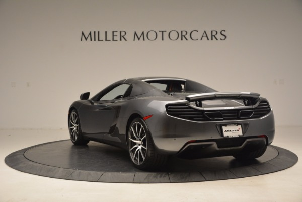 Used 2014 McLaren MP4-12C SPIDER Convertible for sale Sold at Alfa Romeo of Westport in Westport CT 06880 18
