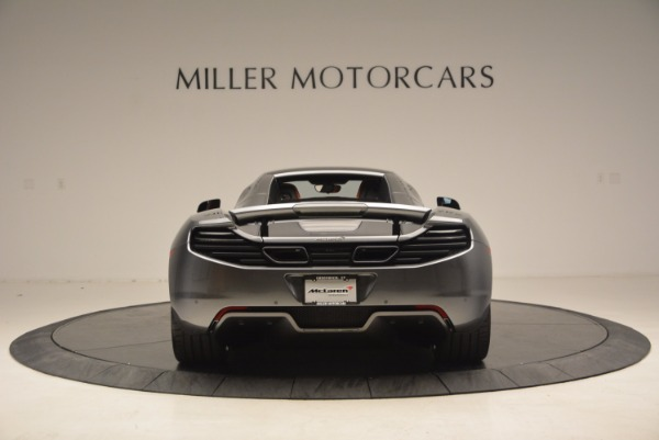 Used 2014 McLaren MP4-12C SPIDER Convertible for sale Sold at Alfa Romeo of Westport in Westport CT 06880 19