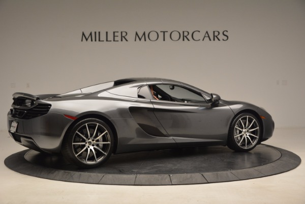 Used 2014 McLaren MP4-12C SPIDER Convertible for sale Sold at Alfa Romeo of Westport in Westport CT 06880 21