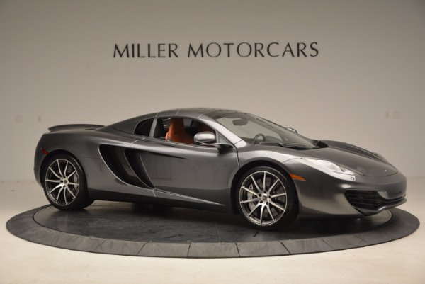 Used 2014 McLaren MP4-12C SPIDER Convertible for sale Sold at Alfa Romeo of Westport in Westport CT 06880 23