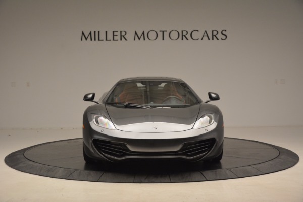 Used 2014 McLaren MP4-12C SPIDER Convertible for sale Sold at Alfa Romeo of Westport in Westport CT 06880 25