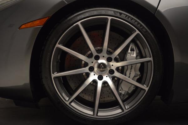 Used 2014 McLaren MP4-12C SPIDER Convertible for sale Sold at Alfa Romeo of Westport in Westport CT 06880 26