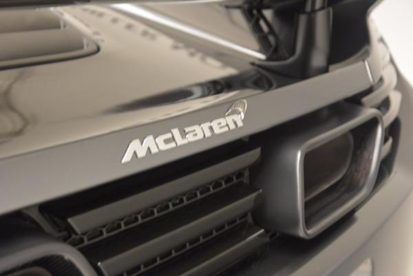 Used 2014 McLaren MP4-12C SPIDER Convertible for sale Sold at Alfa Romeo of Westport in Westport CT 06880 28
