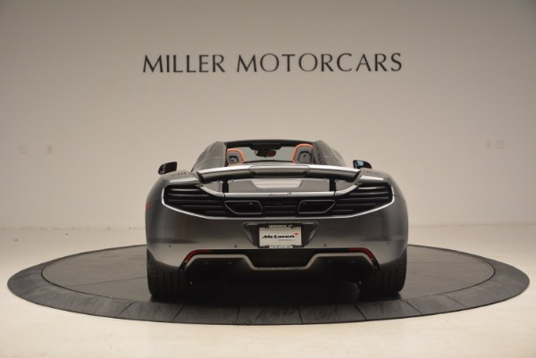 Used 2014 McLaren MP4-12C SPIDER Convertible for sale Sold at Alfa Romeo of Westport in Westport CT 06880 6