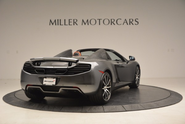 Used 2014 McLaren MP4-12C SPIDER Convertible for sale Sold at Alfa Romeo of Westport in Westport CT 06880 7