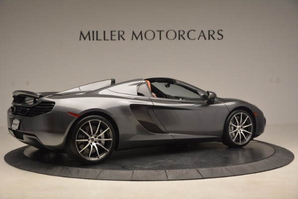 Used 2014 McLaren MP4-12C SPIDER Convertible for sale Sold at Alfa Romeo of Westport in Westport CT 06880 8