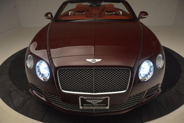 Used 2014 Bentley Continental GT W12 for sale Sold at Alfa Romeo of Westport in Westport CT 06880 28