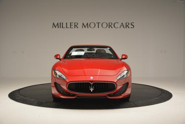 New 2017 Maserati GranTurismo Cab Sport for sale Sold at Alfa Romeo of Westport in Westport CT 06880 12