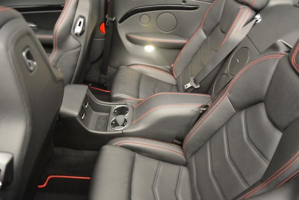 New 2017 Maserati GranTurismo Cab Sport for sale Sold at Alfa Romeo of Westport in Westport CT 06880 24