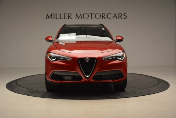 New 2018 Alfa Romeo Stelvio Ti Sport Q4 for sale Sold at Alfa Romeo of Westport in Westport CT 06880 12