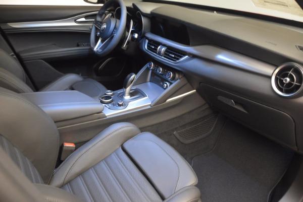 New 2018 Alfa Romeo Stelvio Ti Sport Q4 for sale Sold at Alfa Romeo of Westport in Westport CT 06880 19