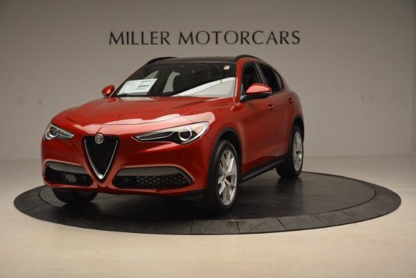 New 2018 Alfa Romeo Stelvio Ti Sport Q4 for sale Sold at Alfa Romeo of Westport in Westport CT 06880 1