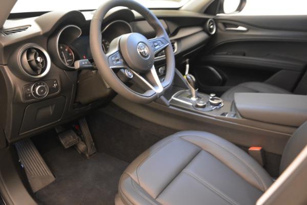 New 2018 Alfa Romeo Stelvio Q4 for sale Sold at Alfa Romeo of Westport in Westport CT 06880 13