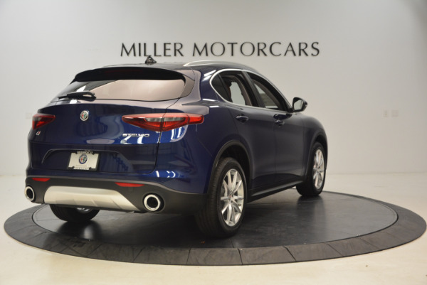 New 2018 Alfa Romeo Stelvio Ti Q4 for sale Sold at Alfa Romeo of Westport in Westport CT 06880 7