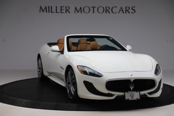 New 2017 Maserati GranTurismo Convertible Sport for sale Sold at Alfa Romeo of Westport in Westport CT 06880 11