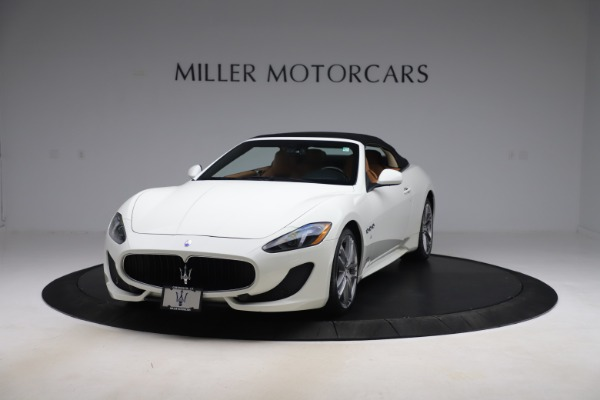 New 2017 Maserati GranTurismo Convertible Sport for sale Sold at Alfa Romeo of Westport in Westport CT 06880 13