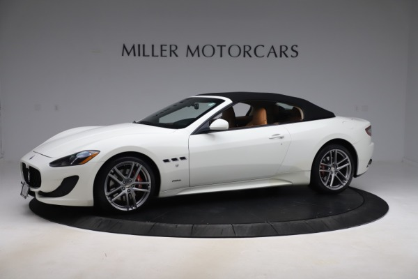 New 2017 Maserati GranTurismo Convertible Sport for sale Sold at Alfa Romeo of Westport in Westport CT 06880 14