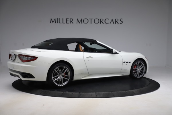 New 2017 Maserati GranTurismo Convertible Sport for sale Sold at Alfa Romeo of Westport in Westport CT 06880 19