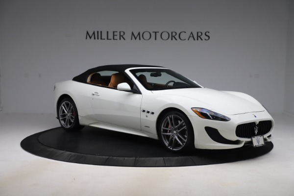 New 2017 Maserati GranTurismo Convertible Sport for sale Sold at Alfa Romeo of Westport in Westport CT 06880 21