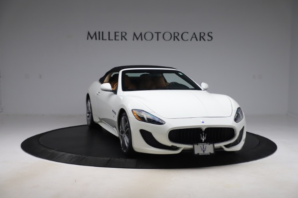 New 2017 Maserati GranTurismo Convertible Sport for sale Sold at Alfa Romeo of Westport in Westport CT 06880 22