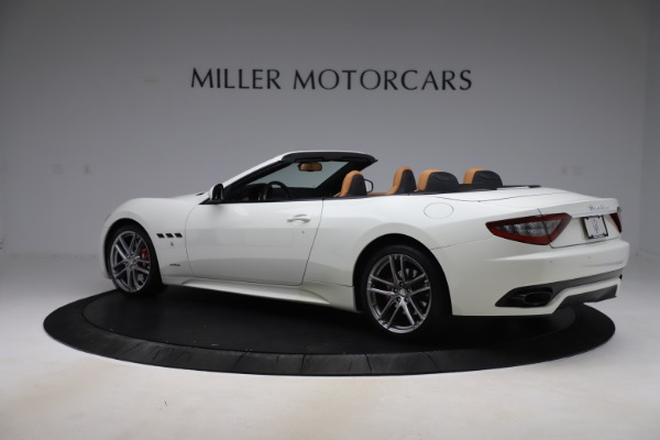 New 2017 Maserati GranTurismo Convertible Sport for sale Sold at Alfa Romeo of Westport in Westport CT 06880 4